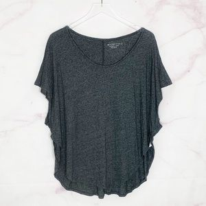 Beyond Yoga Side Slit Short Sleeve Tee